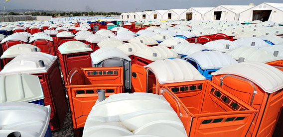 Champion Portable Toilets in Natchitoches,  LA